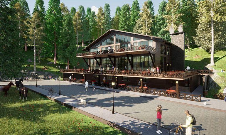Yeni Başkonuş Restoran