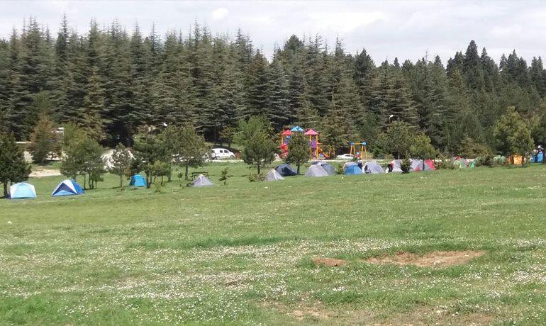 Çadır & Karavan Kampı