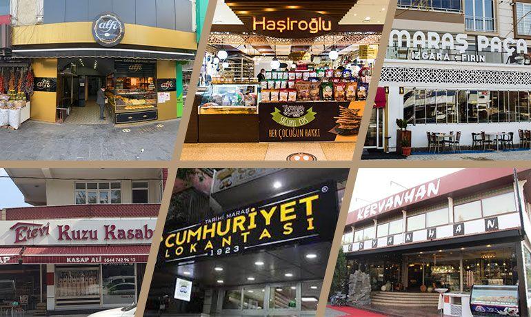 Şehir Restoranları ve Yöresel Gıda Alışveriş Yerleri